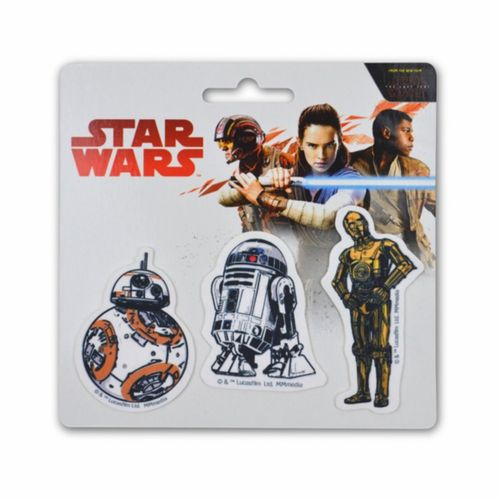 Display Cleaner BB8, R2-D2, C-3PO (Star Wars)
