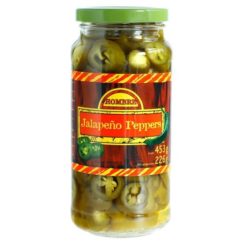 Hombre Jalapeño Peppers (226g)